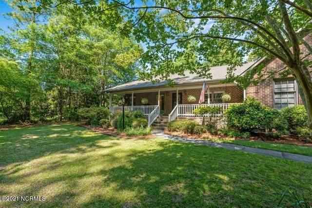 109 Braxlo Lane, Wilmington, NC 28409 (MLS #100269553) :: CENTURY 21 Sweyer & Associates