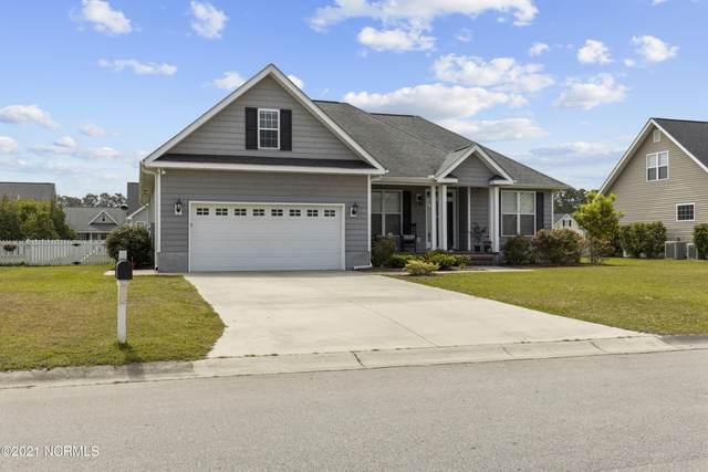 1102 Woods Court, Morehead City, NC 28557 (MLS #100269605) :: Carolina Elite Properties LHR