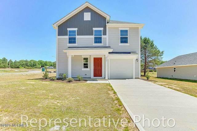 202 New Home Place Lot #2, Holly Ridge, NC 28445 (MLS #100269607) :: Carolina Elite Properties LHR