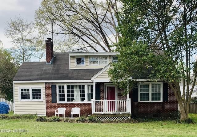 205 N Library Street, Greenville, NC 27858 (MLS #100269641) :: Berkshire Hathaway HomeServices Prime Properties