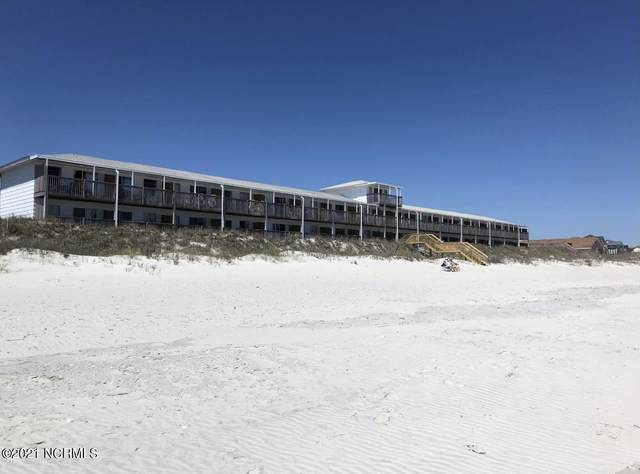 1521 Ocean Boulevard #310, Topsail Beach, NC 28445 (MLS #100269656) :: The Oceanaire Realty
