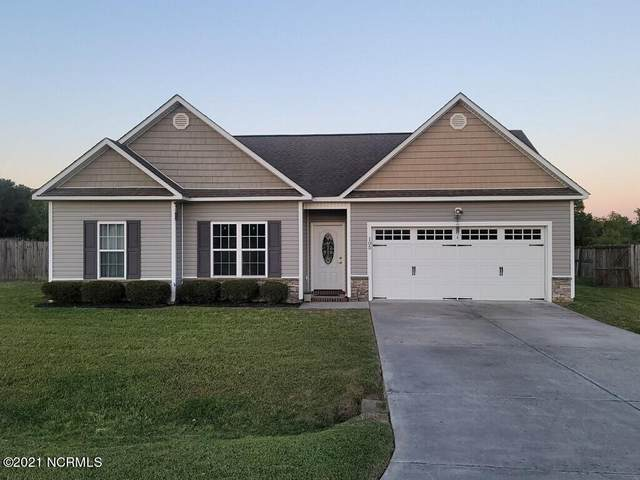 105 Conley Hills Drive, Richlands, NC 28574 (MLS #100269674) :: Great Moves Realty