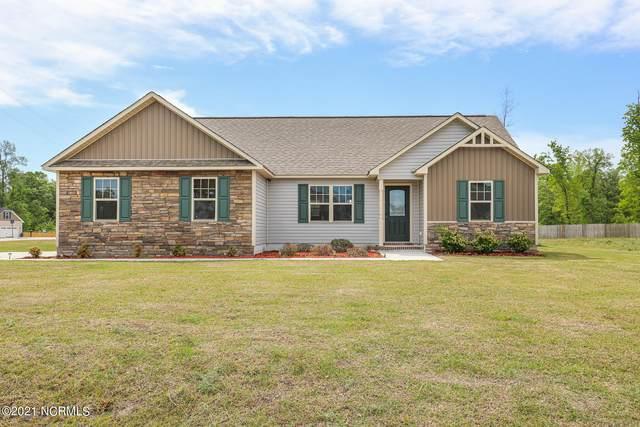 130 Laredo Drive, Jacksonville, NC 28540 (MLS #100269689) :: CENTURY 21 Sweyer & Associates