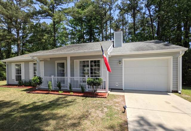 204 Rockledge Court, Jacksonville, NC 28546 (MLS #100269696) :: David Cummings Real Estate Team