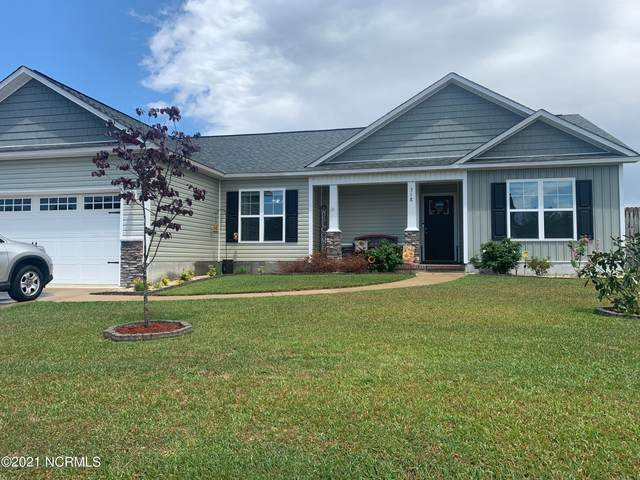 318 Bubbling Brook Lane, Jacksonville, NC 28546 (MLS #100269697) :: Great Moves Realty
