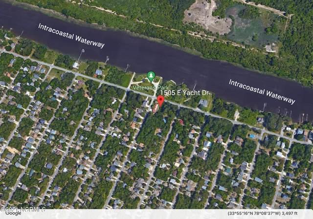 1505 E Yacht Drive, Oak Island, NC 28465 (MLS #100269709) :: Thirty 4 North Properties Group