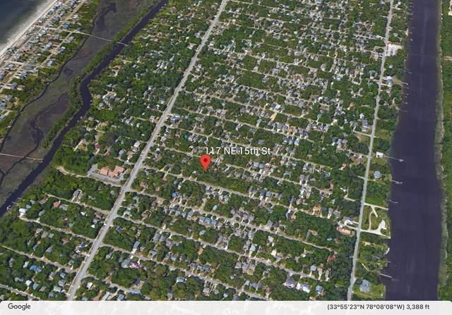 117 NE 15th Street, Oak Island, NC 28465 (MLS #100269712) :: Thirty 4 North Properties Group