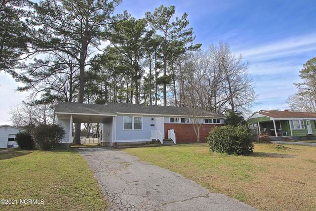 715 Barn Street, Jacksonville, NC 28540 (MLS #100269721) :: The Tingen Team- Berkshire Hathaway HomeServices Prime Properties