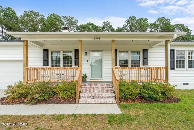 1508 Setter Lane, Wilmington, NC 28411 (MLS #100269729) :: The Oceanaire Realty