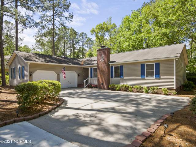6204 Cardinal Drive, New Bern, NC 28560 (MLS #100269739) :: David Cummings Real Estate Team