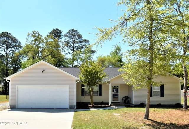 217 Oak Grove Circle, Hubert, NC 28539 (MLS #100269748) :: David Cummings Real Estate Team