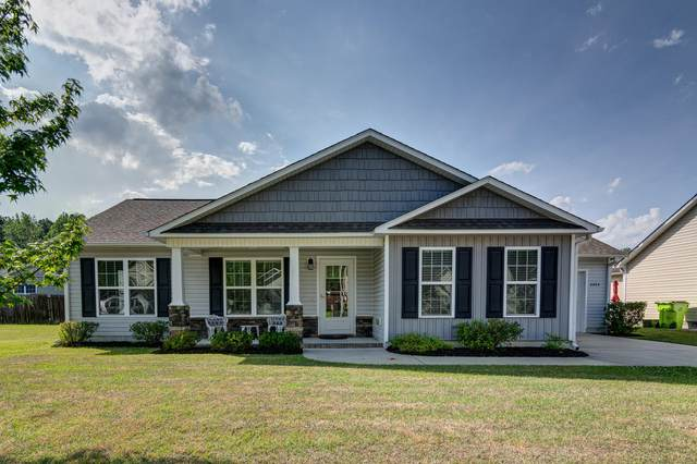 4644 Rainmaker Drive, New Bern, NC 28562 (MLS #100269760) :: David Cummings Real Estate Team