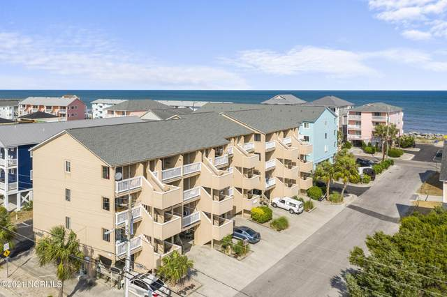 1600 Canal Drive A16, Carolina Beach, NC 28428 (MLS #100269772) :: The Tingen Team- Berkshire Hathaway HomeServices Prime Properties