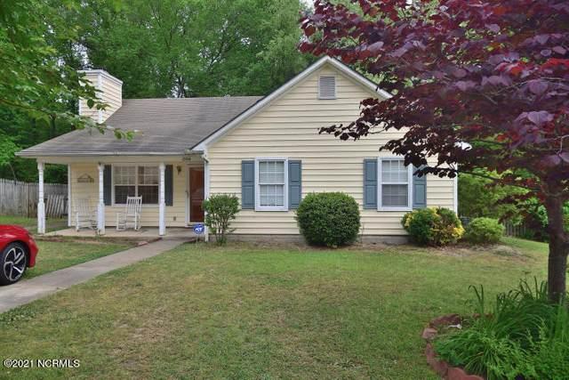 1504 Briar Glenn Road, Rocky Mount, NC 27804 (MLS #100269779) :: Berkshire Hathaway HomeServices Hometown, REALTORS®