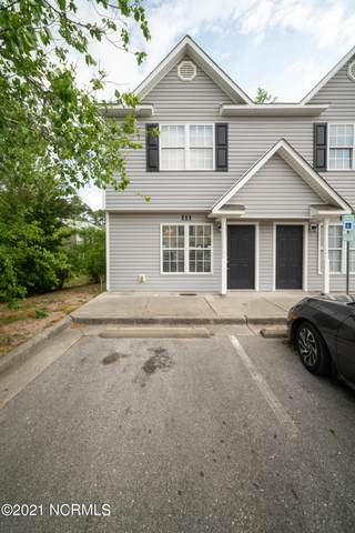 111 Cornerstone Place, Jacksonville, NC 28546 (MLS #100269794) :: Carolina Elite Properties LHR