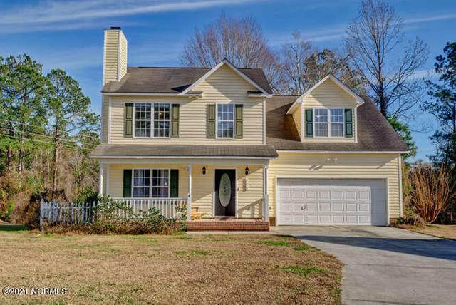 203 Pawn Court, Jacksonville, NC 28546 (MLS #100269798) :: The Tingen Team- Berkshire Hathaway HomeServices Prime Properties