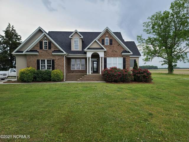 1333 Airy Grove Church Road, Kinston, NC 28501 (MLS #100269810) :: David Cummings Real Estate Team