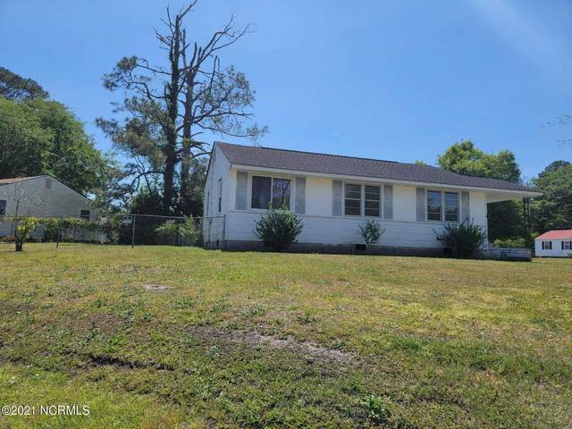 114 Banks Street, Jacksonville, NC 28540 (MLS #100269813) :: Vance Young and Associates