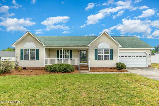 207 Striding Ridge Drive, Goldsboro, NC 27534 (MLS #100269815) :: David Cummings Real Estate Team