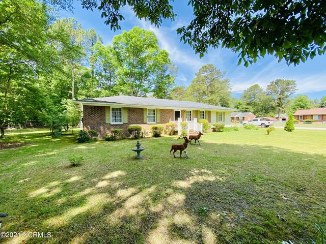 500 Huntington Road, Tarboro, NC 27886 (MLS #100269819) :: Barefoot-Chandler & Associates LLC