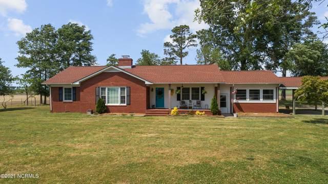 2906 Wyse Fork Road, Dover, NC 28526 (MLS #100269820) :: David Cummings Real Estate Team