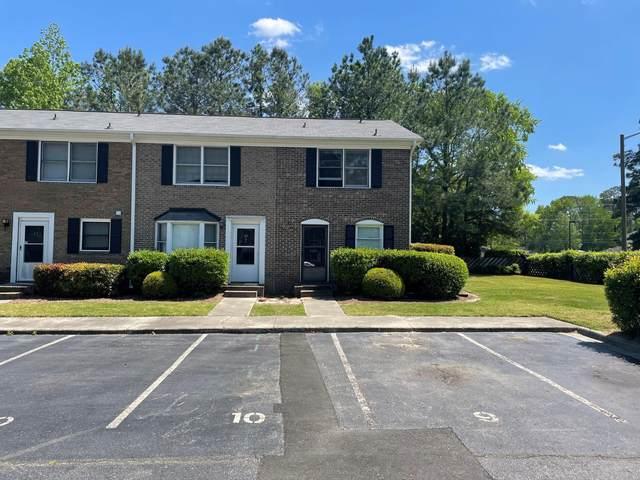 103 David Drive 9A, Greenville, NC 27858 (MLS #100269832) :: The Tingen Team- Berkshire Hathaway HomeServices Prime Properties