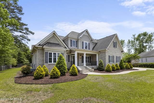 2305 Foxcroft Pl, Winterville, NC 28590 (MLS #100269840) :: Berkshire Hathaway HomeServices Prime Properties