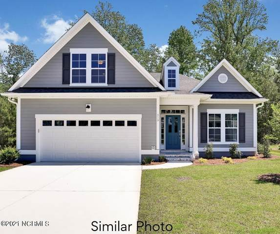 424 Caroline Sanders Way, Holly Ridge, NC 28445 (MLS #100269842) :: The Tingen Team- Berkshire Hathaway HomeServices Prime Properties