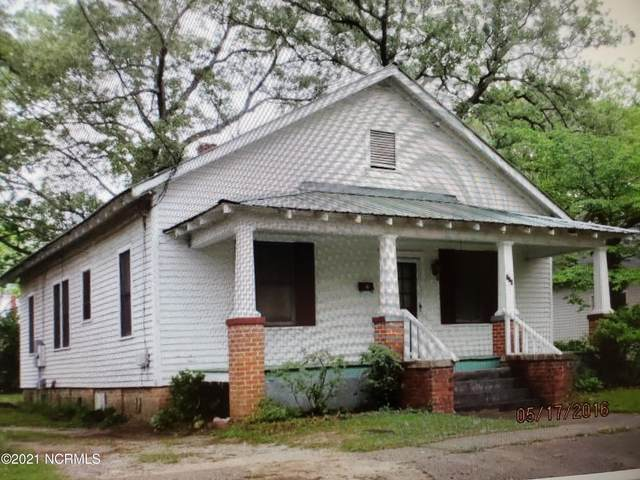 210 Williams Street, Williamston, NC 27892 (MLS #100269851) :: David Cummings Real Estate Team