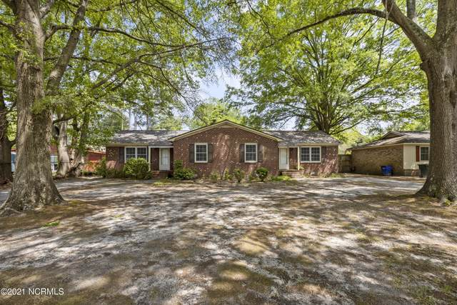 1011 Brownlea Drive A&B, Greenville, NC 27858 (MLS #100269856) :: The Tingen Team- Berkshire Hathaway HomeServices Prime Properties