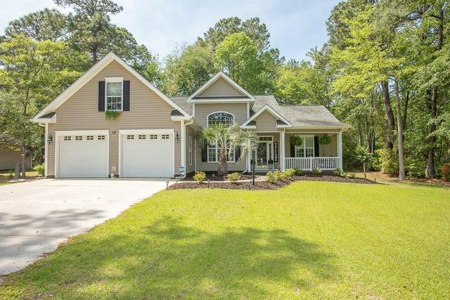 10 Cleek Court, Carolina Shores, NC 28467 (MLS #100269869) :: David Cummings Real Estate Team