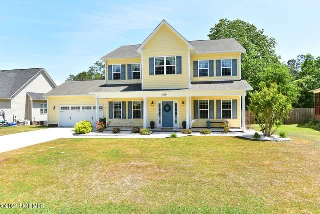 406 Tasha Terrace Court, Swansboro, NC 28584 (MLS #100269877) :: Great Moves Realty