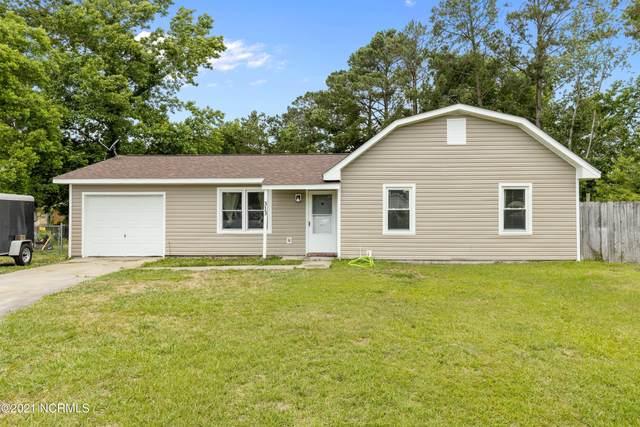 313 Deacon Court, Havelock, NC 28532 (MLS #100269882) :: The Tingen Team- Berkshire Hathaway HomeServices Prime Properties