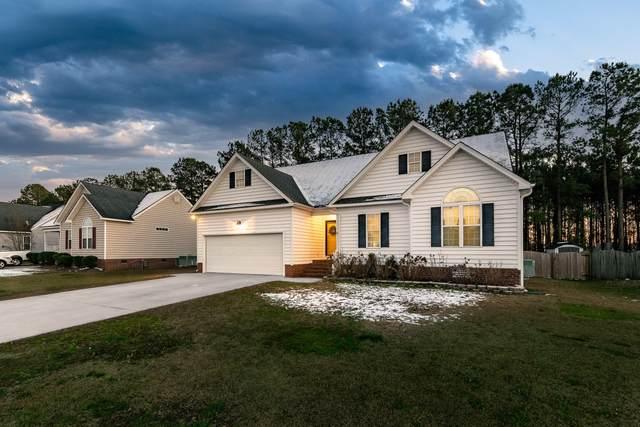 2037 Cherrytree Lane, Winterville, NC 28590 (MLS #100269910) :: David Cummings Real Estate Team
