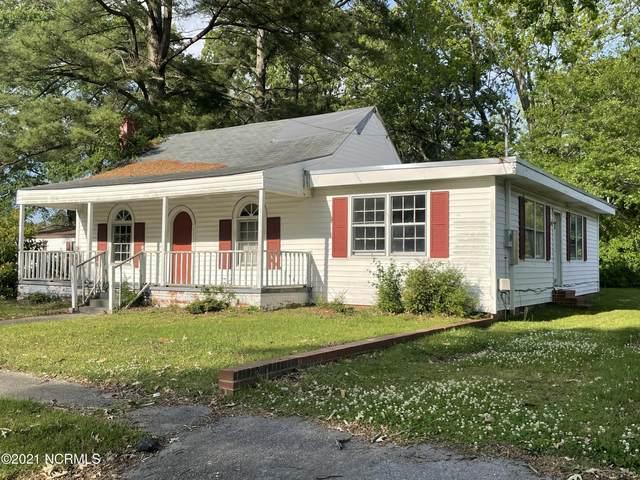 102 N Roberson Street, Robersonville, NC 27871 (MLS #100269912) :: Carolina Elite Properties LHR