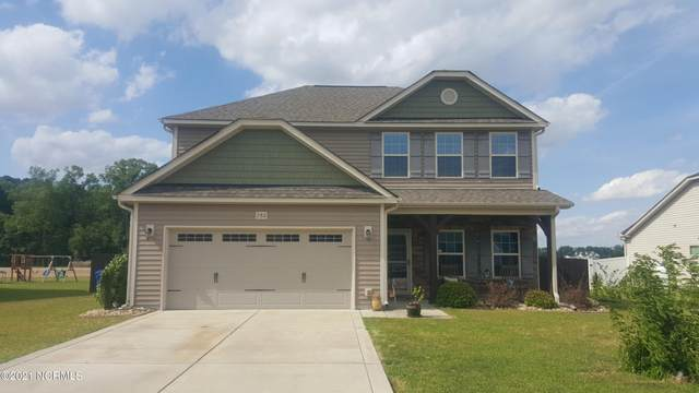 280 Copper Creek Drive, Winterville, NC 28590 (MLS #100269930) :: Thirty 4 North Properties Group
