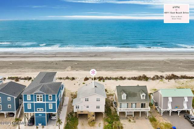4011 E Beach Drive, Oak Island, NC 28465 (MLS #100269931) :: The Keith Beatty Team