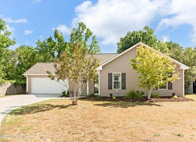 6825 Bridle Court, Wilmington, NC 28411 (MLS #100269933) :: David Cummings Real Estate Team