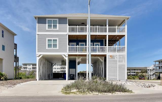 5528 E Beach Drive, Oak Island, NC 28465 (MLS #100269943) :: The Tingen Team- Berkshire Hathaway HomeServices Prime Properties