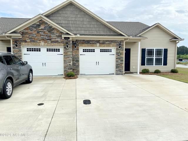 2251 Sweet Bay Drive B, Greenville, NC 27834 (MLS #100269947) :: Carolina Elite Properties LHR
