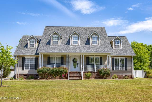 106 Wesley Drive, New Bern, NC 28562 (MLS #100269960) :: David Cummings Real Estate Team