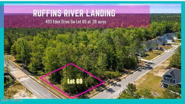 493 Eden Drive SW, Supply, NC 28462 (MLS #100269964) :: The Rising Tide Team