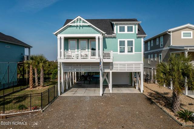153 Sailfish Street, Holden Beach, NC 28462 (MLS #100269965) :: The Legacy Team