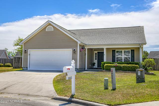 102 Two Putt Court, New Bern, NC 28560 (MLS #100269969) :: Donna & Team New Bern