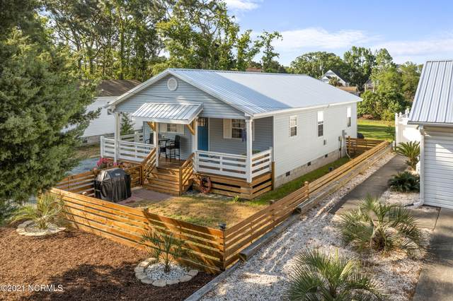 413 Sumter Avenue, Carolina Beach, NC 28428 (MLS #100269978) :: Berkshire Hathaway HomeServices Hometown, REALTORS®