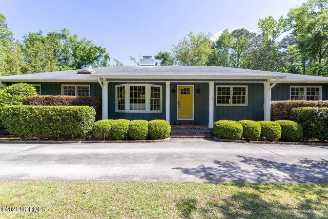 105 Trail In The Pines, Wilmington, NC 28409 (MLS #100269983) :: The Keith Beatty Team