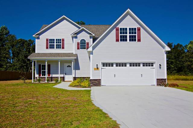 259 Everett Yopp Drive, Sneads Ferry, NC 28460 (MLS #100269989) :: David Cummings Real Estate Team