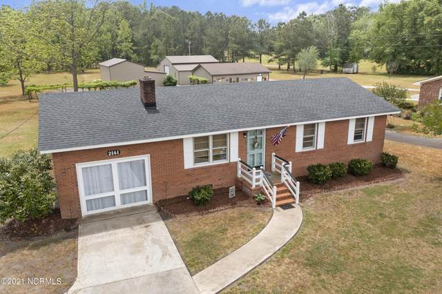 2141 Catherine Lake Road, Richlands, NC 28574 (MLS #100269990) :: Courtney Carter Homes
