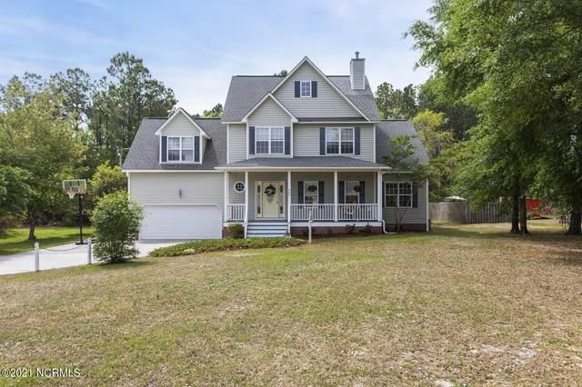 466 Chadwick Shores Drive, Sneads Ferry, NC 28460 (MLS #100269994) :: Carolina Elite Properties LHR