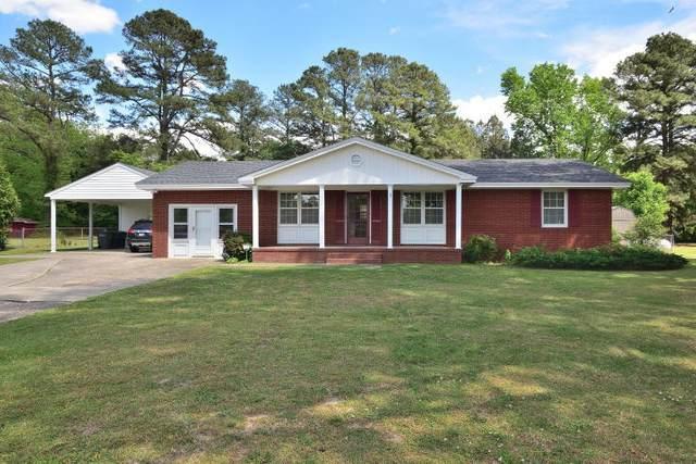 3141 E Gypsy Trail, Rocky Mount, NC 27803 (MLS #100269995) :: Carolina Elite Properties LHR